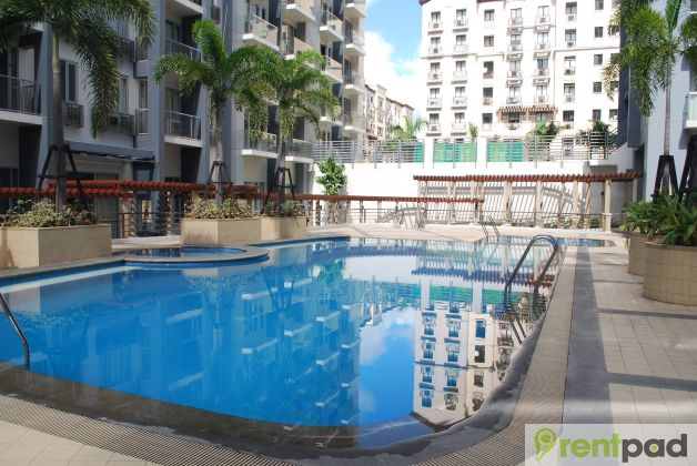1 br fully furnished condo unit at one palm tree villas for Palm tree villas 1