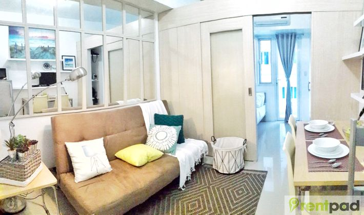 1br Condo Unit For Rent At Sm Light Residences E0dd17cf39