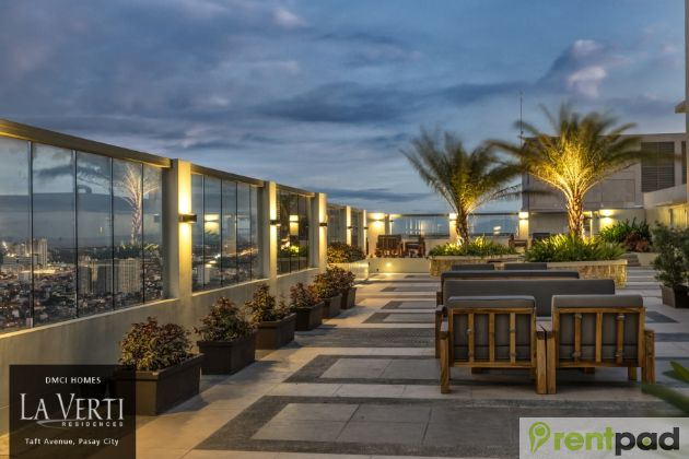 La verti residences in buendia taft pasay near mall of - Southeastern college pasay swimming pool ...