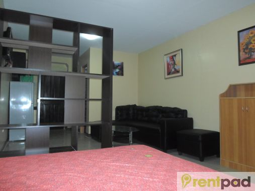 Fully Furnished Studio Type Condominium At Urban Homes Condominiu ...