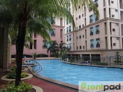 Condominium For Rent In Greenhills Garden Square 33c28c5638