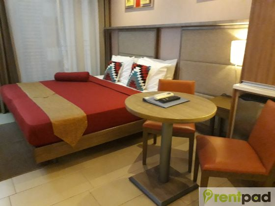Brilliant Fully Furnished Studio For Rent At Antel Spa Residencesi Home Remodeling Inspirations Genioncuboardxyz