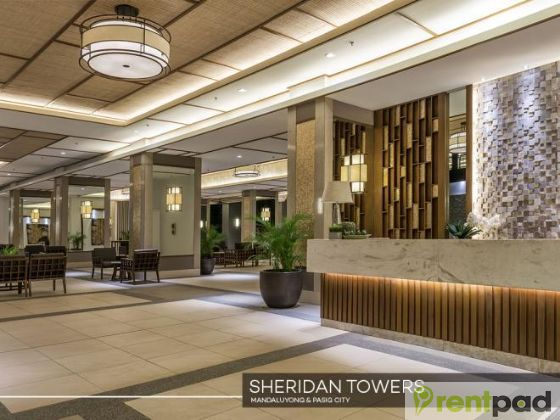 Fully Furnished 2br For Rent In Sheridan Towers