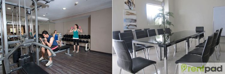 1BR Fully Furnished Condo at Laureano di Trevi Towers Makati #385cf0f45
