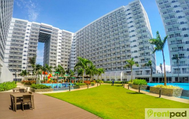 1br Condo Unit For Rent At Shell Residences Pasay 8c6b231198