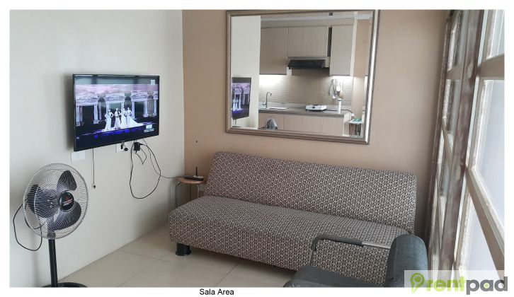 Fully Furnished 1BR Unit at Ace Water Spa Hotel Pasig
