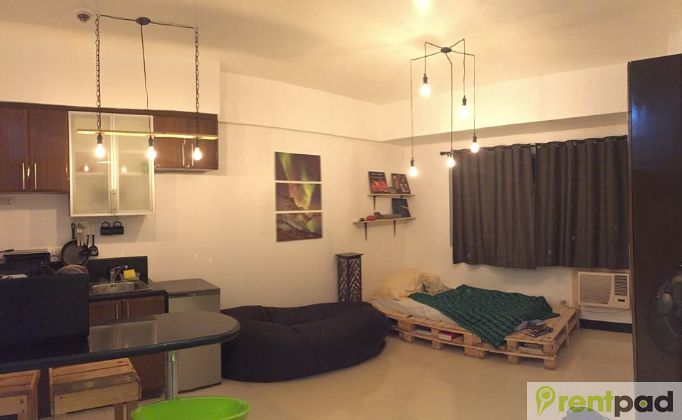 Studio Furnished Unit In Morgan Residences Mckinley For