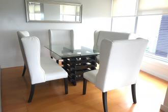 Fully Furnished 3 Bedroom Unit for Rent at The Beaufort Taguig