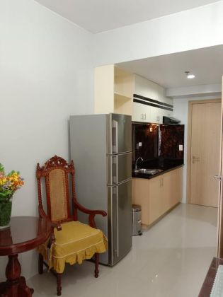 Fully Furnished 1BR Unit in Grass Residences with Balcony