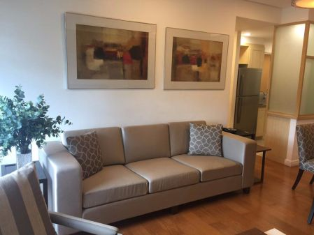 Fully Furnished 3 Bedroom in One Rockwell West Flat Unit