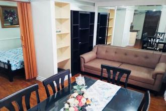 1 Bedroom at Perla Mansion for Rent Makati City