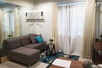 Fully Furnished 1 Bedroom at Mivesa Garden Residences