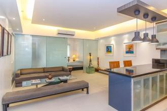 Fully Furnished 1 Bedroom Unit for Rent at Morgan Residences