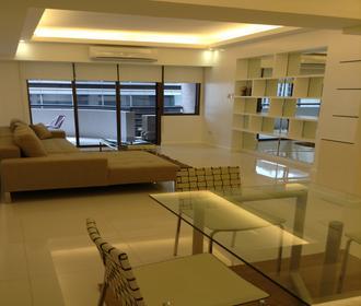 3 Bedroom Condo at Park Regent Tower, HV dela Costa, Makati City