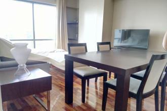 Furnished 2 Bedroom for Rent at One Legazpi Park