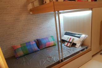 Good for 3 Interiored Studio Unit for Rent at Vista Taft DLSU