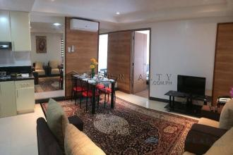 1BR Condo with Balcony for Rent in Morgan Residences