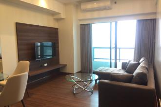 Fully Furnished 1 Bedroom Condo for Rent at Shang Salcedo Place