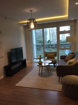 Furnished 3 Bedroom Unit in Sequioa Tower Two Serendra BGC