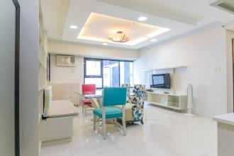 Fully Furnished 2 Bedroom Condo for Rent at The Fort Residences