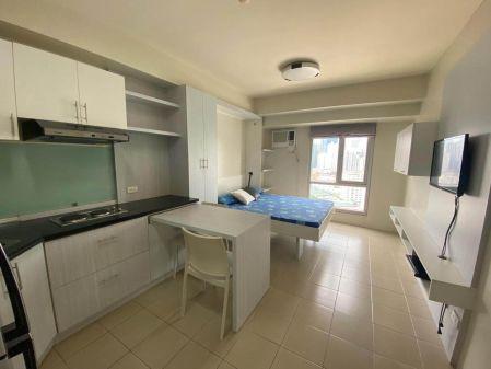 Fully Furnished Studio Unit at Avida Towers San Lorenzo for Rent