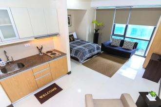 Fully Furnished Studio for Rent in The Viceroy Residences