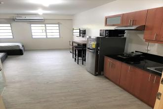 Fully Furnished Studio for Rent in Amaia Steps Nuvali