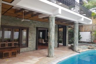 Semi Furnished 4BR House for Rent in Ayala Alabang Village