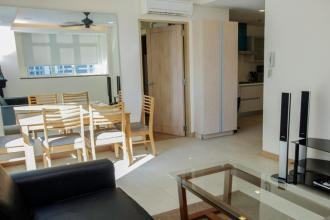 Fully Furnished 1 Bedroom Condo for Rent at Crescent Park