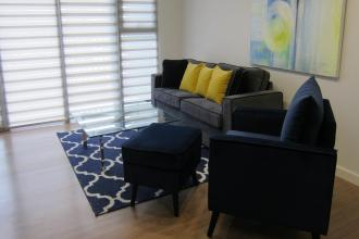 Fully Furnished 1BR for Rent in One Maridien Taguig