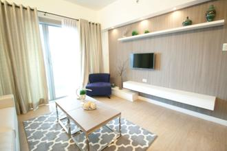 1BR Fully Furnished with Parking at One Shangri-La Place in Ortig