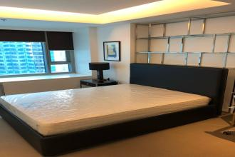 Fully Furnished 1 Bedroom in Alphaland Makati Place