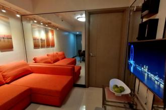 1BR Penthouse Modern Furnished with Balcony at Solemare Parksuite