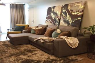 1BR Unit for Rent at The Sequoia at Two Serendra BGC Taguig
