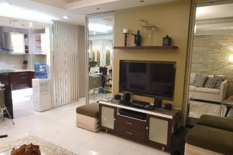 Interiored 2 Bedroom at Callery Two Serendra for Lease