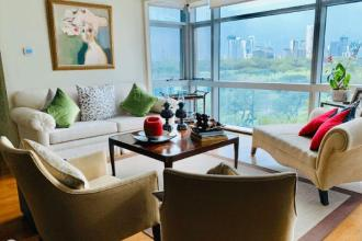 Fully Furnished 3 Bedroom Unit at Pacific Plaza Towers