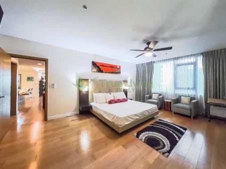 Fully Furnished 2BR Condo for Rent at Park Terraces, Makati City