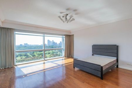 Semi Furnished 3 Bedroom Unit at Pacific Plaza Towers for Rent