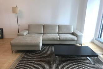 BGC Stunning 2 Bedroom with Balcony for Lease
