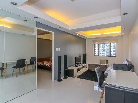 Fully Furnished 2BR with Parking at Forbeswood Heights Tower 2