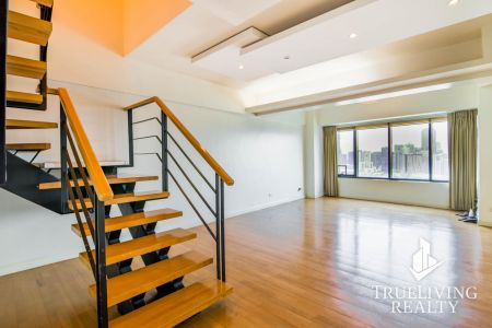 Unfurnished 3 Bedroom Loft for Rent in One Rockwell Makati