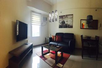 Fully Furnished 1BR Unit in Trion Tower for Rent