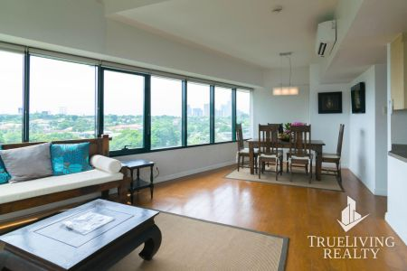 2BR Fully Furnished Condo for Rent in One Rockwell Makati City