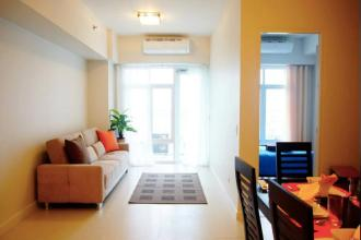 Fully Furnished 2 Bedroom Unit at Two Serendra