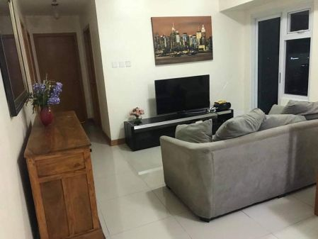 Semi Furnished 3BR Unit at Trion Tower 2