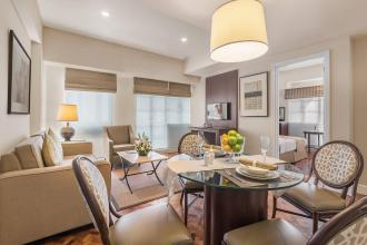 Fully Furnished Executive 2BR in Somerset Olympia Makati