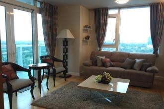 Fully Furnished 1 Bedroom Unit for Rent at Park Terraces