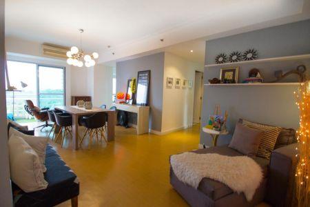 Vivant Flats 2 Bedroom Lovely Condo for Rent Alabang Muntinlupa