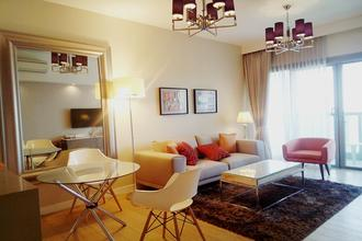 Modern and Interior Designed 1 Bedroom at One Shangrila Place
