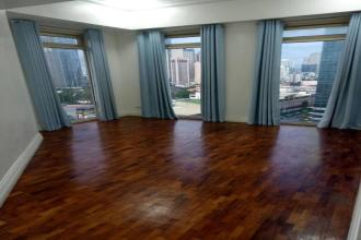 Semi Furnished 3 Bedroom for Rent at Salcedo Park Tower Makati